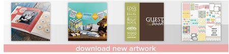 Digital Scrapbook Downloads