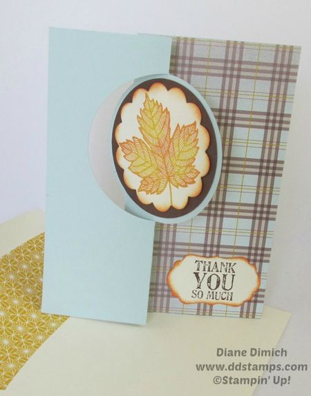 Stampin' Up! Thinlit Truly Grateful