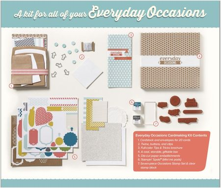 Stampin' Up! Everyday Occasions