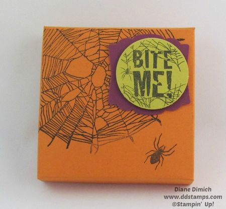 Stampin' Up! Bite Me Photopolymer stamp set