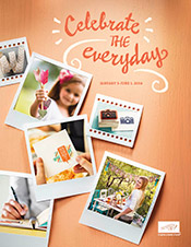 Stampin' Up Occasions Mini Catalog Celebrate The Everyday